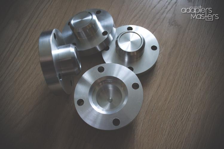13. VAZ2112onSSRwheels (7). Adapters Masters. Проставки и адаптеры