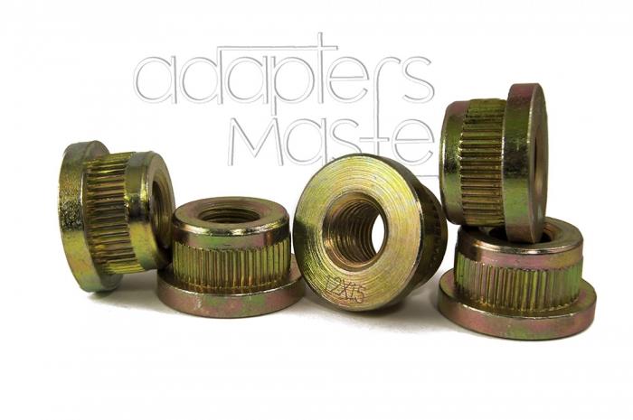 Футорки для проставок-адаптеров. Adapters Masters. Колесные проставки и адаптеры. В наличии и под заказ по индивидуальным парамерами