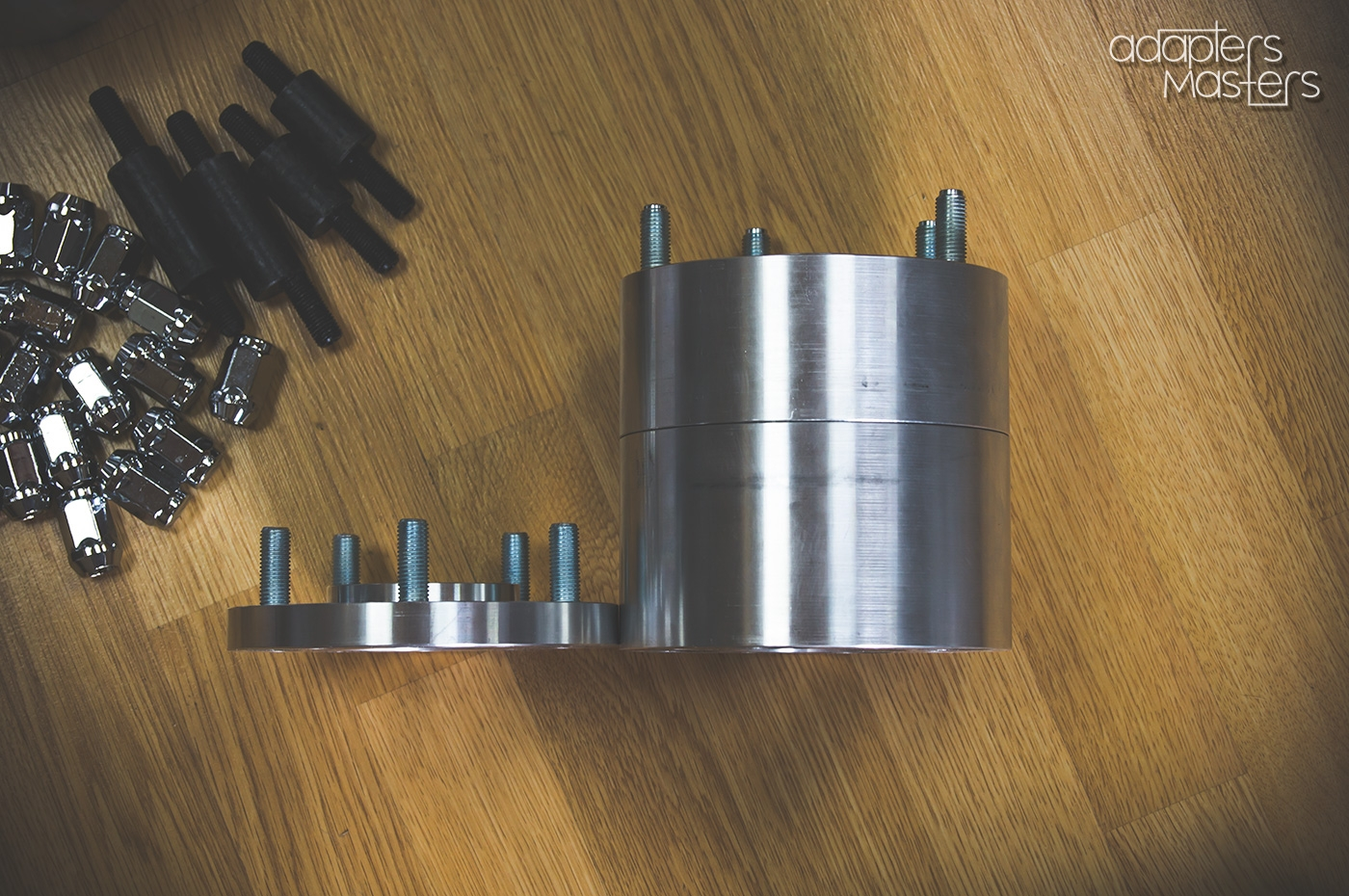 13. 4x108-5x120; 2x120, 2x140 (6). Adapters Masters. Колесные проставки и адаптеры